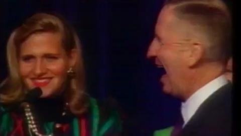 03/11/1992 - Election de Bill Clinton