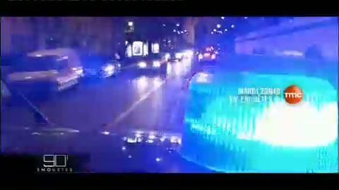 90' ENQUETES : Policiers des beaux quartiers - Bande-annonce