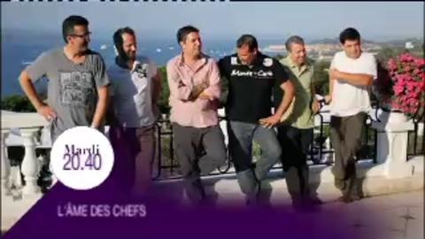 BA L'Ame des chefs - Saint-Tropez