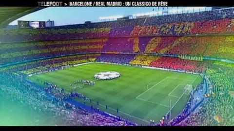 Barça-Real : un clasico de rêve (28/11/2010)