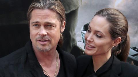 Brad Pitt et Angelina Jolie se sont mariés en France