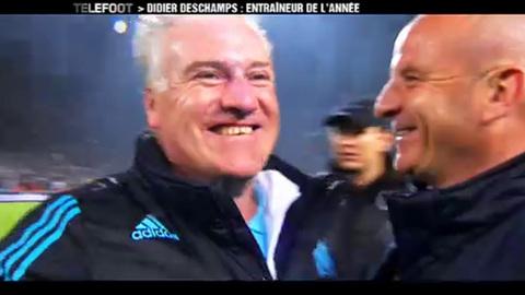 Deschamps, portrait d'un champion ! (12/12/2010)