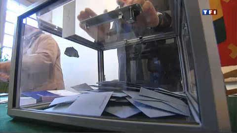 Un dimanche d'élection à Ascain