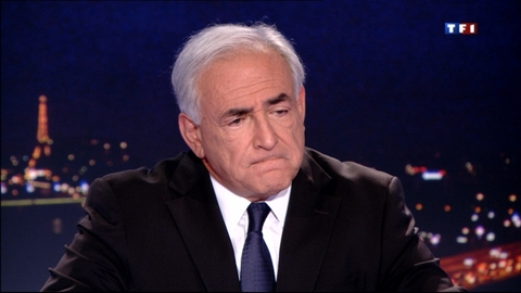 Dominique Strauss-Kahn : his first interview on French TV