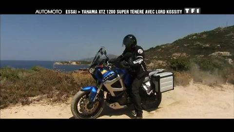 Essai Moto Vidéo : Yamaha Super Ténéré avec Lord Kossity (22/08/2010)