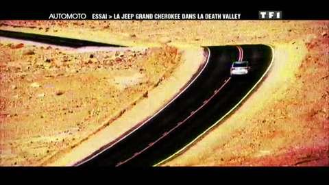 Essai : nouveau Jeep Cherokee 2011 (28/11/2010)