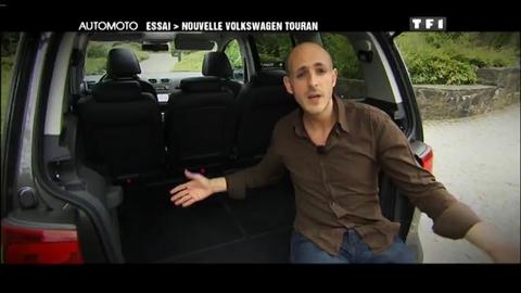 Essai : Volkswagen Touran 2010