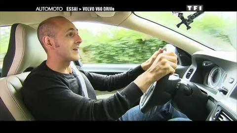 Essai : Volvo V60 DrivE (19/06/2011) - Vidéo Auto - wat.tv