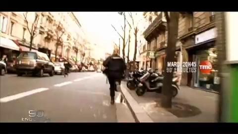 Femmes flics : un quotidien sous haute tension - Bande Annonce
