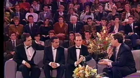 Les Inconnus 2 - Sacrée Soirée - 14/11/1990