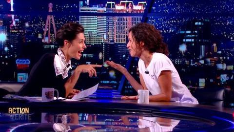 L'interview en verlan d'Amel Chahbi