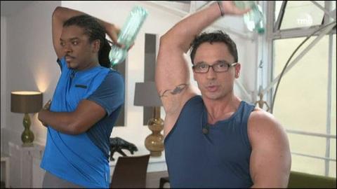 Je peux le faire ! - Anthony kavanagh et ses biceps