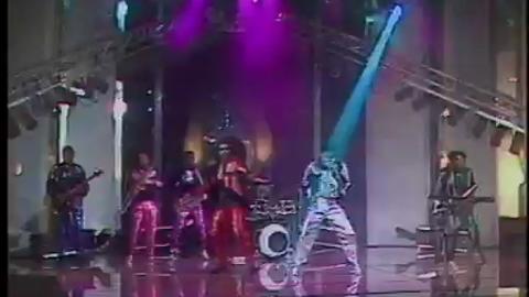 Kool and the Gang - Sacrée Soirée - 21/10/1987