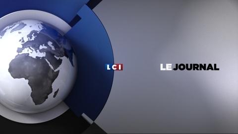 LCI - Le journal de 16h du 22 octobre  2012