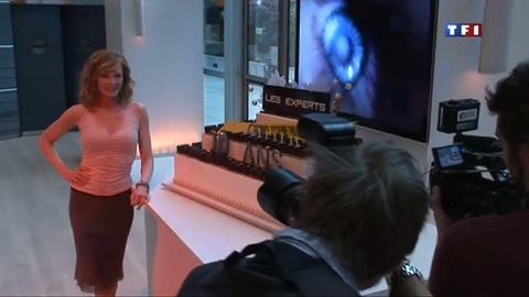 Marg Helgenberger rencontre ses fans à TF1 !
