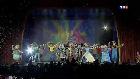 Mickey fait son show au Grand Rex