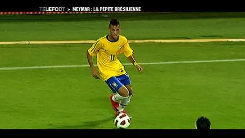 Neymar, la pépite brésilienne (05/12/2010)
