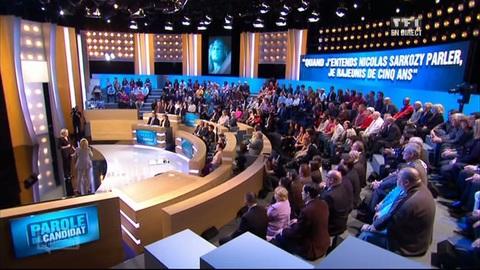 Parole de candidat avec Marine Le Pen