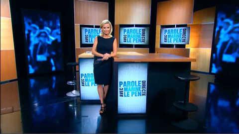 """""""Parole directe"""" avec Marine Le Pen : l'émission intégrale"""