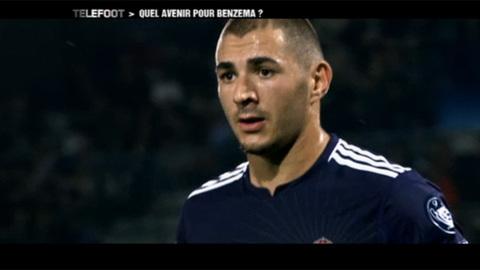 Quel avenir pour Benzema au Real Madrid ? (31/10/2010)