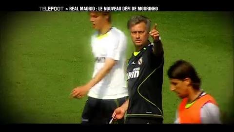 Real Madrid : Le nouveau défi de Mourinho (22/08/2010)