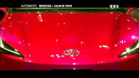 Salon de Tokyo 2009 : Des voitures toujours plus vertes - Automoto.fr - 25/10/2009