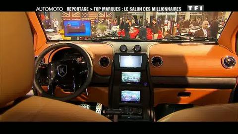 Salon Top Marques 2011 : l'ultra-luxe à Monaco (24/04/2011)