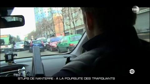 Stups de Nanterre:  la poursuite des trafiquants