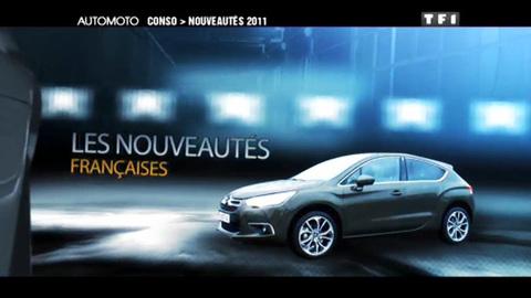 Toutes les nouveautés automobiles de 2011  (09/01/2011)