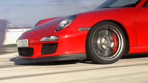 Vidéo Officielle de la Porsche 911 GT3 Restylée