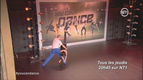 You Can Dance : Carl Portal présente la choré imposée au jury