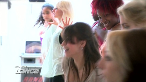You Can Dance : Les filles préparent la choré